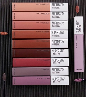 maybelline, lipstick and makeup