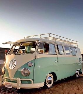 camper, vw and travel