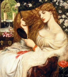 art history, oil painting and beauty