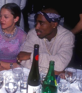 aesthetic, madonna and 2pac