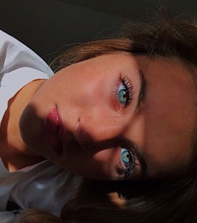 lashes, blue eyes and ocean eyes