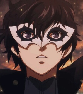 persona, joker and persona 5 the animation