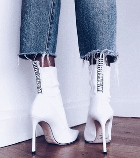 shoes, boots and fashion