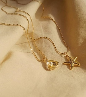 gold, pearls and expensive