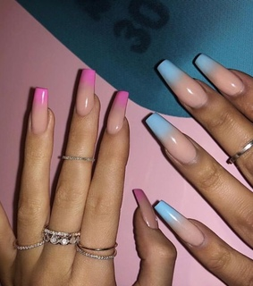 claws inspo, girly inspiration and nails goals
