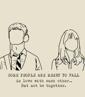 not be together, heart break and b