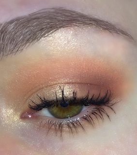 eye, soft glam and stunning