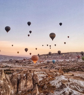 beauty, turkey and cappadocia