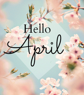 goodbye march, march 2019 and april 2019