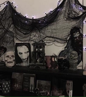 corpse bride, grunge and spider web