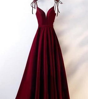 prom dresses, demidress and burgundy prom dresses