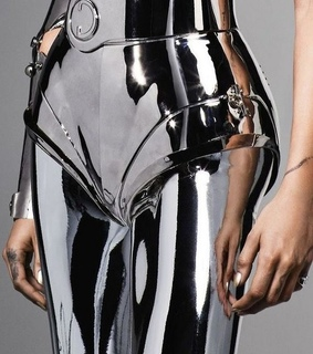 fashion, cyber and robot