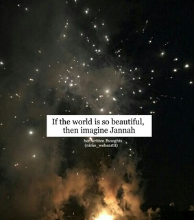 truth, jannah and her written thoughts