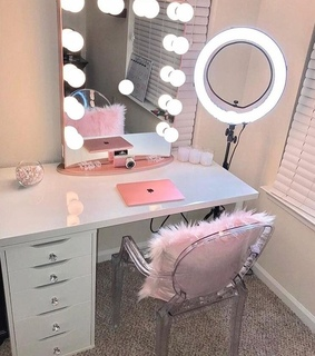decoration goals, matching and vanity