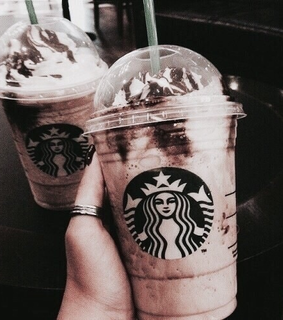 frappuccino, summer and starbucks