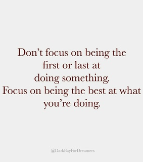 work, focus and ability