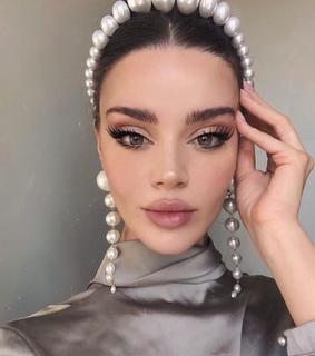 girl, accessories and lips