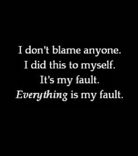 everything and my fault