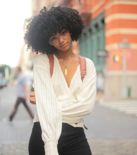 street photography, curly hair and curls