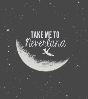 background, neverland and peter pan