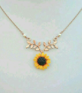 pandora, sunflower and inspiration