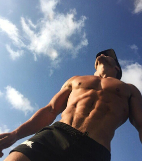 hottie, male model and abs