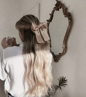 girl, hairstyle and style