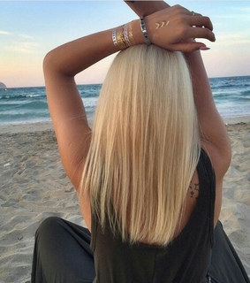 blond girl, sommer and blondhair