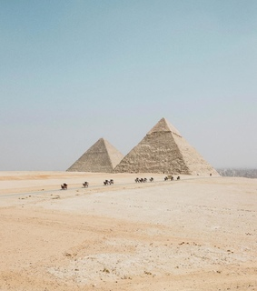 ancient, dsert and pyramid