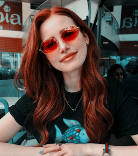 beautiful, madelaine petsch and celebrity
