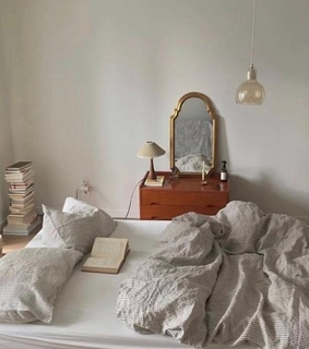 cozy, morning and white