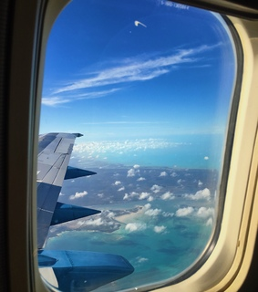 view, goals and travel
