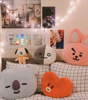 tumblr, chimmy and bt21