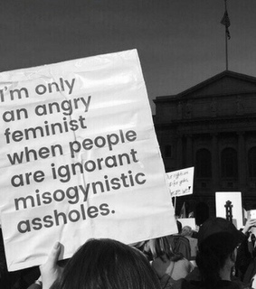 feminist, strong and feminism