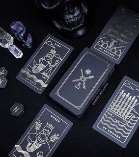 omg, witch and cards