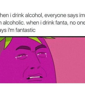 memes, alcoholic and fantastic