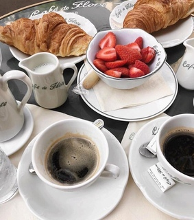 cafe, food and breakfast