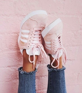 shoes, gazelle and obsessed