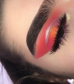 glitter, cosmetics and makeup