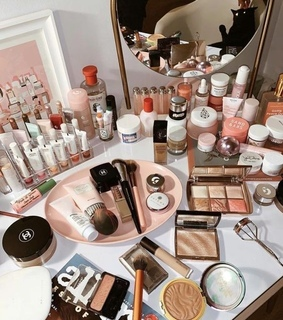 allure, makeup and chanel