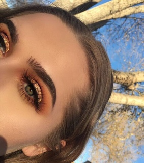 brows, beauty and makeup