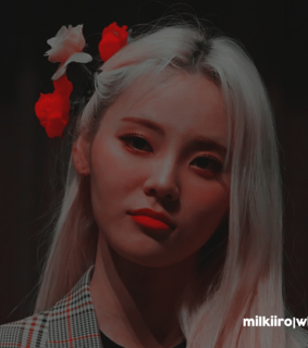 loona theme, jinsoul theme and ulzzang
