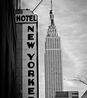 black, new york and empire state