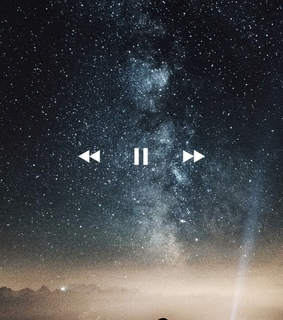 ariana grande, outer space and playlist