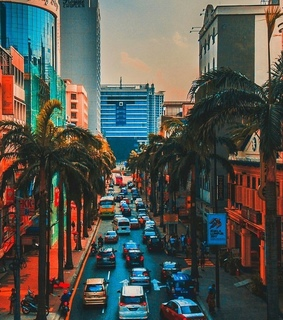 street, wallpaper and cars