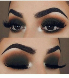 eyes, makeup idea and inspiration