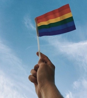 lesbian, rights and flag