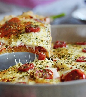 tomato, delicious and cheese