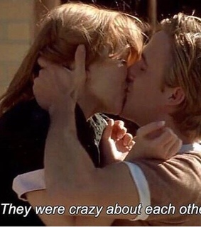 80s 90s, quotes and the notebook