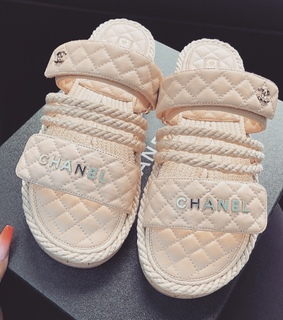 chanel shoes, high fashion and summer vibes